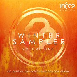 Album cover of InfraProgressive Winter Sampler Volume One