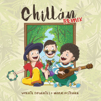 Chillán (Remix) cover