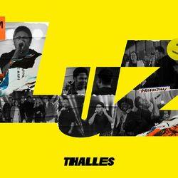 Capa Thalles Roberto – Luz – Parte 1 2021