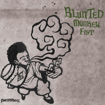 Blunted Fist cover
