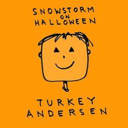 Snowstorm On Halloween