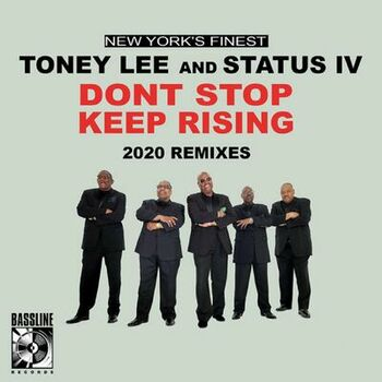 Don't Stop Keep Rising cover