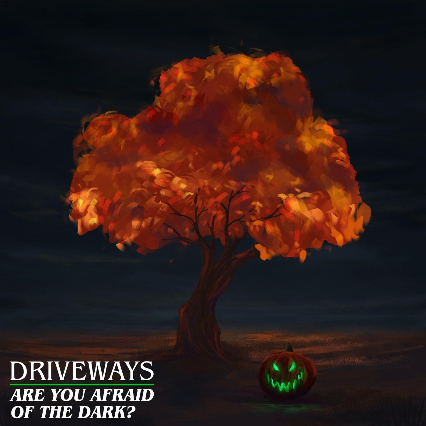 Driveways - Are You Afraid of the Dark? [single] (2020)
