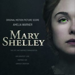 Album cover of Mary Shelley (Original Motion Picture Score)
