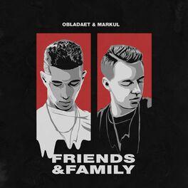Album cover of FRIENDS & FAMILY
