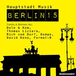 Album cover of Hauptstadt Musik Berlin, Vol. 15