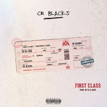 1st Class cover