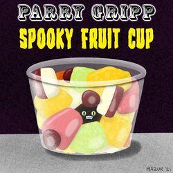 Spooky Fruit Cup