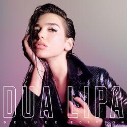 Pochette de l'album Dua Lipa Deluxe