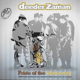 Album cover of Pride of the Underdog