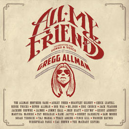 Album cover of All My Friends: Celebrating The Songs & Voice Of Gregg Allman