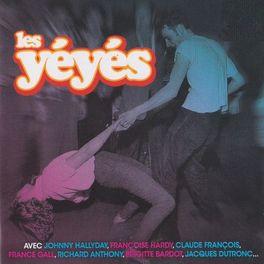 Album cover of Les yéyés