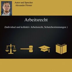 Arbeitsrecht (Individual und kollektiv Arbeitsrecht, Schutzbestimmungen) Audiobook