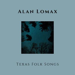 Album cover of Texas Folk Songs