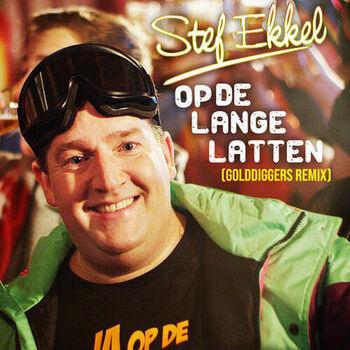 Op De Lange Latten (Golddiggers Remix) cover