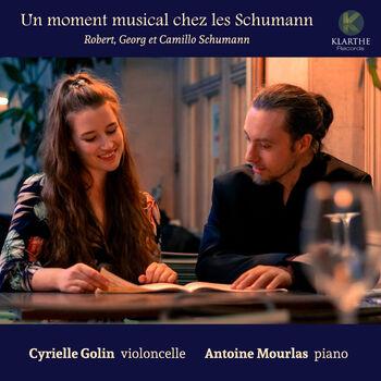 Sonate No. 1, Op. 59: I. Allegro Moderato cover