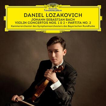 Violin Concerto No.1 In A Minor, BWV 1041 : 1. (Allegro moderato) cover