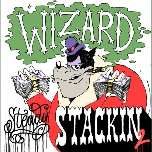 Download Wizard - Steady Stackin 2 (Album) mp3