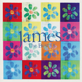 Album cover of James: The Best Of