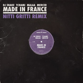 Made In France cover