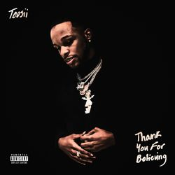 Toosii – Thank You For Believing 2021 CD Completo