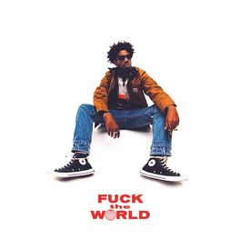 Album cover of Fuck The World