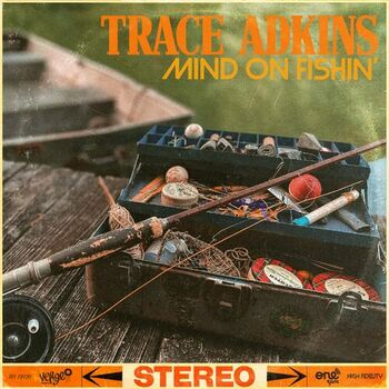 Mind on Fishin' cover