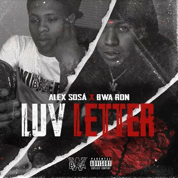 Luv Letter cover