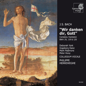 Gott, man lobet dich in der Stille, BWV 120 : 4. Arie