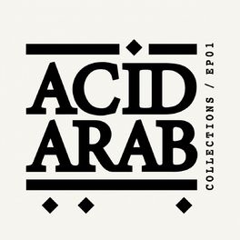 Album cover of Acid Arab Collections