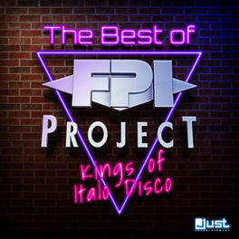 Album cover of FPI Project - The Best Of (Kings Of Italo Disco)