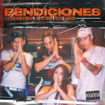 Bendiciones (feat. Azulhema) cover