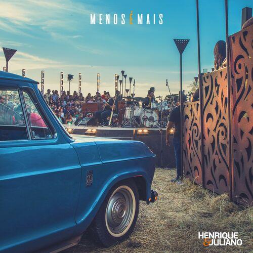 Música CD Menos É Mais (Ao Vivo) – Henrique e Juliano Mp3 download