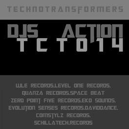 Album cover of DJs Action