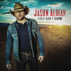 Jason Aldean – They Don't Know 2016 CD Completo