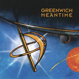 Album cover of Greenwich Meantime