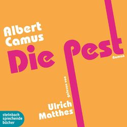 Die Pest (Gekürzt) Audiobook