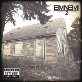 Album cover of The Marshall Mathers LP2 (Deluxe)