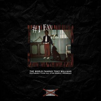 #1 Fan (feat. Ronkat Spearman) cover