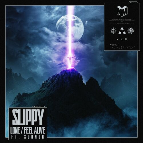Download Slippy - Lone  / Feel Alive (feat. Soundr) mp3