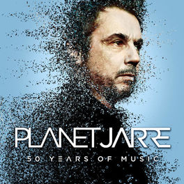 Album cover of Planet Jarre (Deluxe-Version)