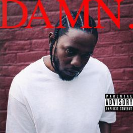 Album cover of DAMN.