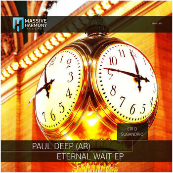 Eternal Wait (Eri D Remix] cover