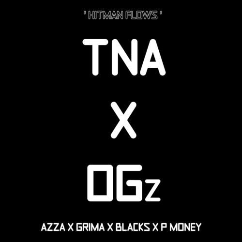 Grima x Azza & Blacks & P Money - Hitman Flow (Single) 2019