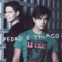 CD Pedro e Thiago - Coraç¦o De Aprendiz (2004) - Torrent download