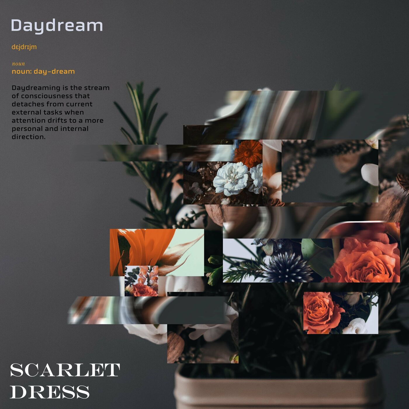 Scarlet Dress - Daydream [single] (2021)