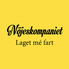 Album cover of Laget mé fart
