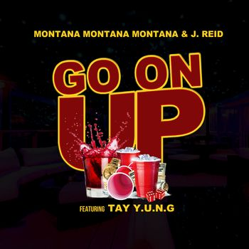 Go on Up cover