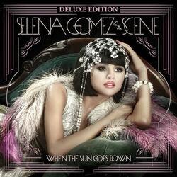 Selena Gomez & The Scene – When the Sun Goes Down (Deluxe Edition) 2011 CD Completo