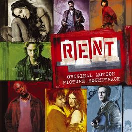 Album cover of RENT (Original Motion Picture Soundtrack)